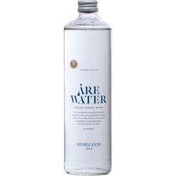 Eau gazeuse ARE WATER, 75 CL