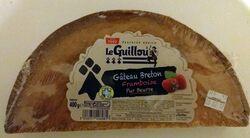 GAT.FRAMBOISE LE GUILLOU 400G