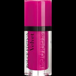 Rouge à lèvres rouge velvet, olé flamingo ! BOURJOIS
