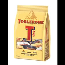 Toblerone Barre Au Chocolat Blanc , 360g