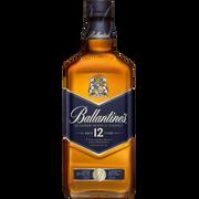 Ballantine's Scotch Whisky 12 Ans D'âge Ballantines, 40°, Bouteille De 70cl