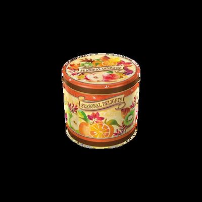 Panettone pur beurre GRANDUCALE, boite en fer décorée de 1kg