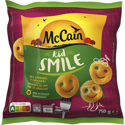 Kid Smile MC CAIN, 750g