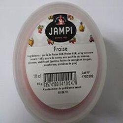Sorbet fraise JAMPI, pot de 10cl