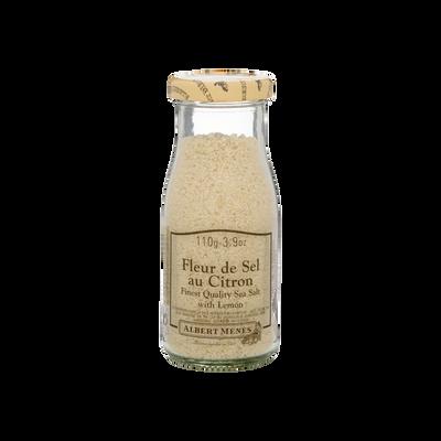 Fleur de sel au citron ALBERT MENES,110g
