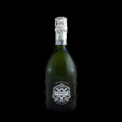 Champagne brut FRANCOIS DUBOIS 1764 Pur Chardonnay, bouteille de 75cl