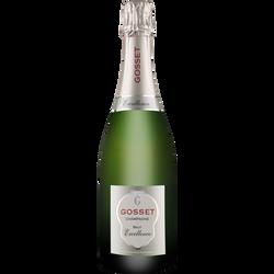 Champagne brut Gosset Excellence, 75cl