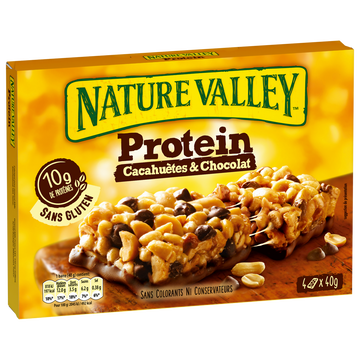 Nature Valley Barre Protéine Nature Valley 4x40g