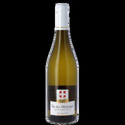 Vin des Allobroges blanc de Savoie IGP, bouteille de 75cl