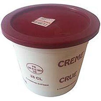 Crème crue de Bonnétage, 80%MG, 25cl