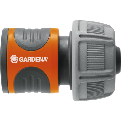 Raccord rapide GARDENA, pour tuyau diamètre intérieur de 19mm
