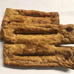 Fougasettes aux Gratons, 2 Pièces