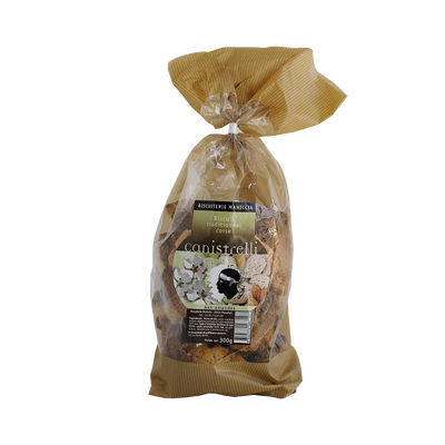 CANISTRELLI AMANDES 300G