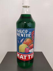 Sirop Menthe 100CL MATTEI