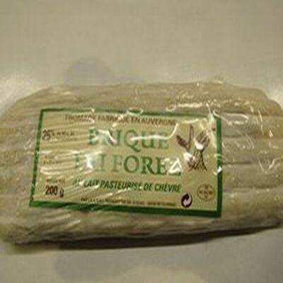 brique du forez au lait de chévre 200gr