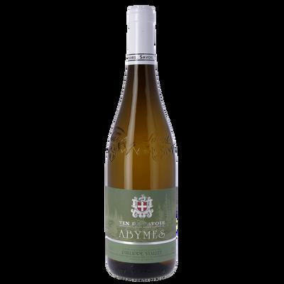 Vin blanc de Savoie Abymes P. Viallet AOP, bouteille de 75cl