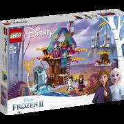 Lego Lego® Disney - La Reine Des Neiges 2 - La Cabane Enchantée Dansl'arbre - 41164- Dès 6 Ans