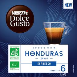 café dolce gusto Honduras NESCAFE , paquet de 72g