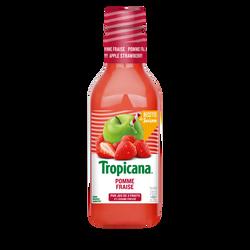 Pomme fraise TOPICANA pet 90CL