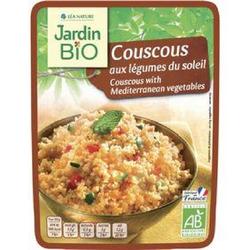 Couscous aux légumes du soleil JARDIN BIO 220g