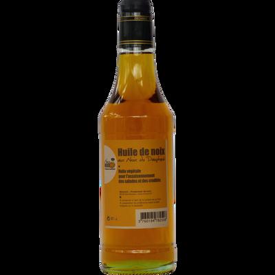 Huile de noix du Dauphiné NICONOIX, bouteille de 50cl