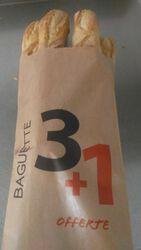 BAG. TRADITION FRANCAISE 3+1OFFERTE