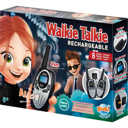 Buki - Talkie walkie rechargeable - Dès 8 ans