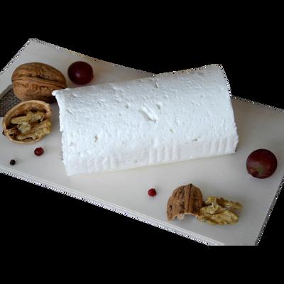 Fromage de chèvre frais au lait thermisé blanc 18%mg 250g