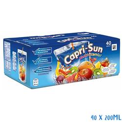 CAPRI - SUN 40 X200ML