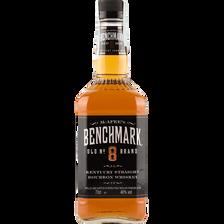 Bourbon, BENCHMARK bouteille de 70cl