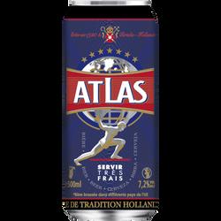 Bière blonde ATLAS, 7,2°, 50cl