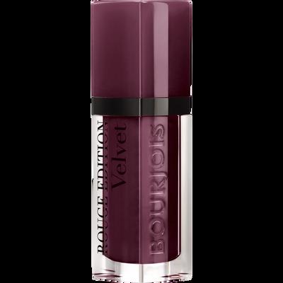 Rouge à lèvres velvet berry chic 25 BOURJOIS