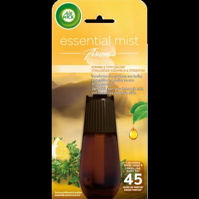 Recharge essential mist thym citron & romarin AIR WICK, 20ml