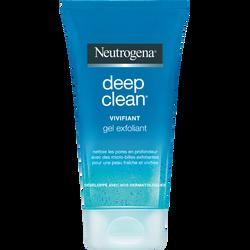 Gel exfoliant vivifiant Deep Clean NEUTROGENA, 150ml