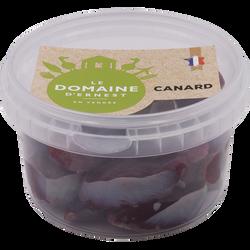 Foie de canard, LE DOMAINE D'ERNEST, France, Pot 300g