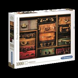 Puzzle 500 pièces high quality CLEMENTONI Travel