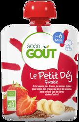 Le petit déj fraise - Good Goût