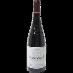 Vin rouge AOP BOURGUEIL, 75cl