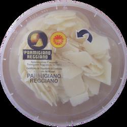 Parmigiano Reggiano AOP au lait cru 30%mg copeaux Castelli, 100g
