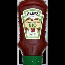 Tomato ketchup bio HEINZ, 580g