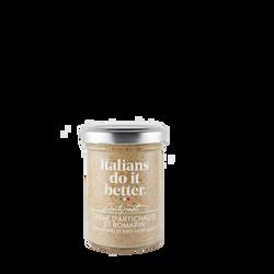 Antipasti artichaut romarin italians do it better, 100g
