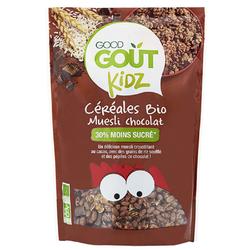 Céréales muesli chocolat 300g