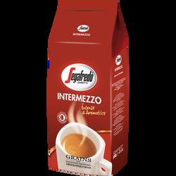 Café intermezzo sélection SEGAFREDO ZANETTI grain 1kg
