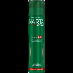 Déodorant pour homme classique fraîcheur NARTA, 200ml