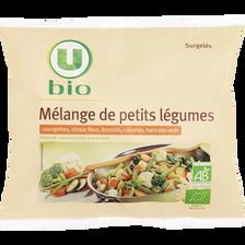 Poêlée de petits légumes U BIO, 600g