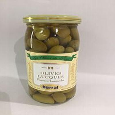 Olives LUCQUES BARRAL