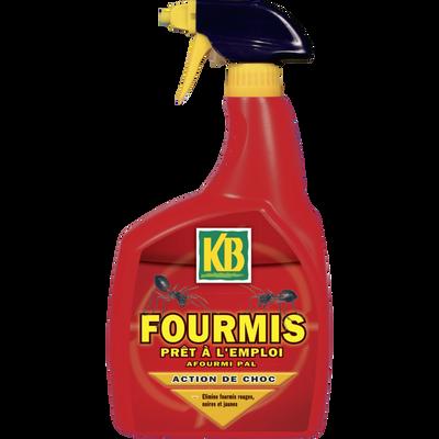 ANTI-FOURMIS KB 750ML-ELIMINE RAPIDEMENT ET DURABLEMENT