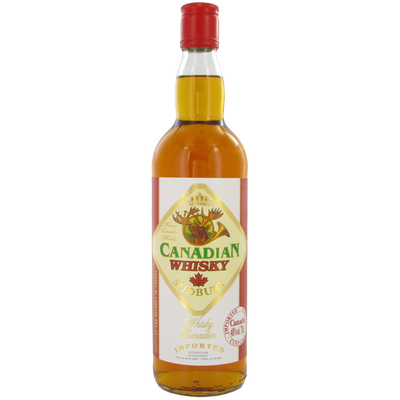 Whisky canadien SUDBURRY 40°, bouteille 700 ml