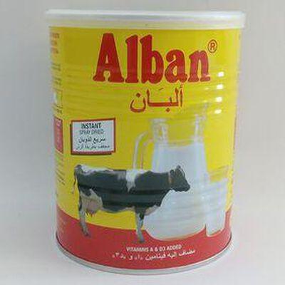 LAIT EN POUDRE ALBAN 1.8KG