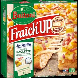 Pizza fraich'up so creamy raclette BUITONI, 580g